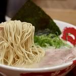 豚骨ラーメン専門 大名古屋一番軒 - 麺リフト