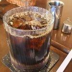 UCCカフェプラザ - 【ガテマラ ヌエバグラナダ アイスコーヒー(580円)】