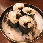 蕎麦と肴巻き小野 -