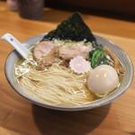だし・麺 未蕾 - 料理写真:だしそば しお☆