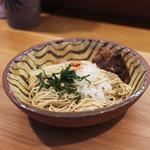 だし・麺 未蕾 - 和え玉☆