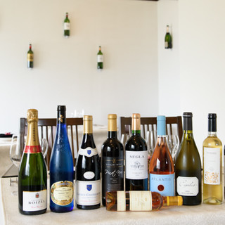 ソムリエ厳選のワインと料理の調和を愉しむ「ワインペアリング」