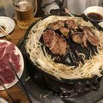 羊肉炭火焼 肉汁屋 -