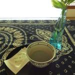 観音院 - ドリンク写真:抹茶とお菓子