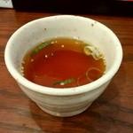 神戸灘八 - あご出汁スープ