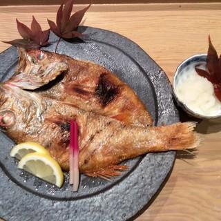 """金沢といえば【のどぐろ】。鮮度の高い""""旬""""の海鮮料理が自慢◎"""