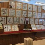 宮武うどん - 暖簾わけかれて比較的に新しいお店ですがサインいっぱいの有名店になってる