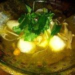 ワイン食堂 つれづれ - 白身魚(鯛)と、お餅の、しぐれ煮