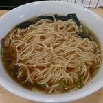 結び - のり玉らーめんの麺