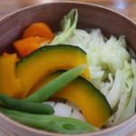 惑星の木 PLANET TREE - 温野菜サラダ