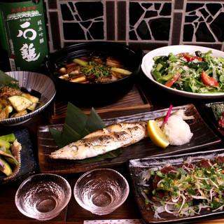 愛する故郷の海の幸◎愛媛直送鮮魚をお造りそして煮付・焼きで。