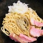 亀戸煮干中華蕎麦つきひ - 和え玉