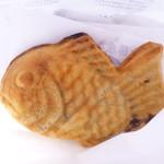 鳴門鯛焼本舗 - 十勝産あずき入り鯛焼き