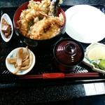 割烹まつ井 - 海老天丼