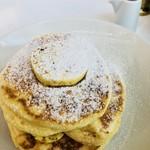 bills 福岡 - リコッタチーズのパンケーキ 1,500円