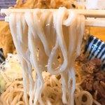せんしゅう - 細麺
