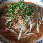 タイ食堂 サワディー - トムヤムラーメンアップ