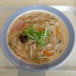 リンガーハット - 料理写真:あんかけちゃんぽん(540円)
