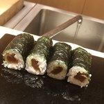 はつね寿司 - 寛平巻き
