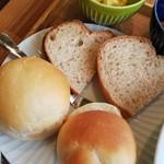 門前喫茶 Norah - 自家製パン