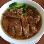 鼎泰豐 - 料理写真:パイクー麺