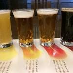 88036758 - ビール4種お試しセット