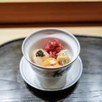 肉割烹 上 - ☆4色丼