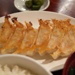 来らっせ - 龍門焼餃子