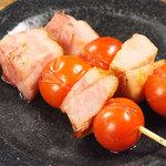 野乃鳥梅味堂 - トマトベーコン