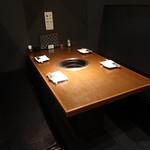 豚美 - ☆1階のテーブル席(^^)/☆