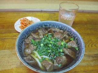 まゆみちゃん - 肉うどん♡