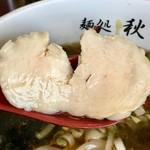 麺処 秋もと - [2018/06]特製塩(1100円)