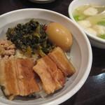 88048131 - 魯肉飯セット