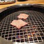 焼肉エクセレント - タン塩焼き