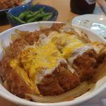 燕楽 - ロースかつ丼