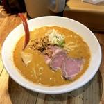 麺肆 秀膽 - 塩担々麺
