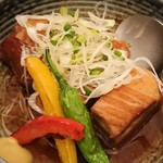 分福 - 豚角煮
