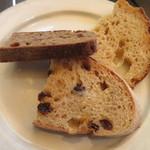 コウボパン小さじいち - お代わりの天然酵母パン