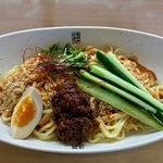 無添くら寿司 - 料理写真:冷やし坦々(オフ麺) 370円