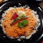 お米料理 リゾット☆スター - 10種野菜のトマトリゾット♪