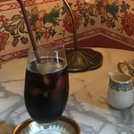 カフェ ファイブ - ドリンク写真:アイスコーヒー