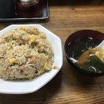 亀戸餃子 - チャーハン(並)
