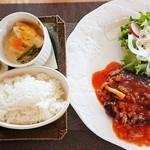 カフェ・レストラン モーツァルト - 料理写真:おまかせランチ 1,500円
