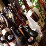 東北居酒屋 なまはげ - 当店でしか飲めない秋田の焼酎など全55銘柄揃えました☆