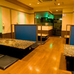 炭火焼肉 萬成館 - ★☆二階席☆★宴会、貸切対応の個室(貸切は要予約、20~38名様)