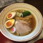 麺屋 むどう - 魚介しょうゆ730円