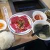 焼肉 とらじ - 料理写真:730円でこのボリューム!