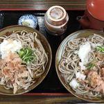 秘伝越前流手うちそば 池田のそば すいこう - 料理写真: