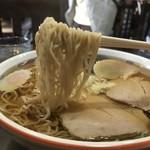 88064453 - 懐かしの縮れ細麺
