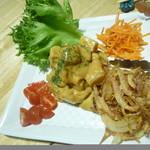 88065172 - ちまき特製 芋菜サラダ